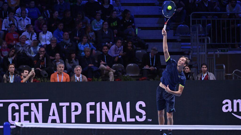 NextGen Atp Finals Milan – Tennis Circus